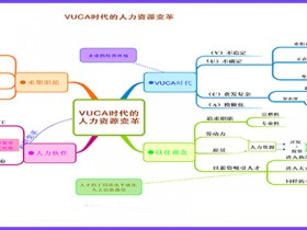 VUCA时代的人力资源变革